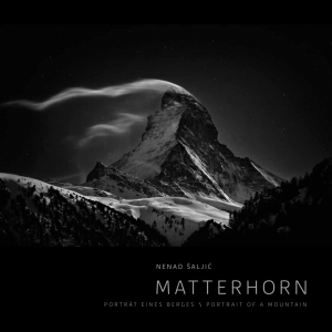 _MATTERHORN - Portrait of a Mountain by Nenad Saljic - COVER 30X30